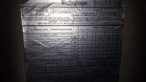 Westinghouse to Honeywell thermostat wire x