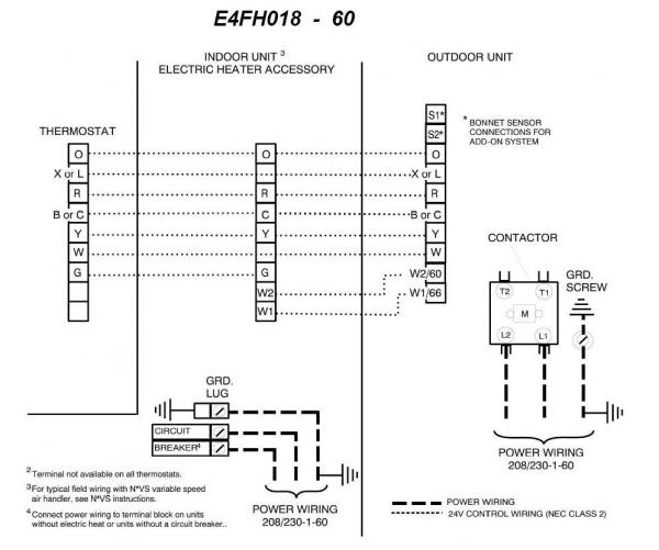 41107d1414967240 york heat pump wiring help york ef4h?resize\=600%2C501 york wiring diagram genteq wiring diagrams \u2022 wiring diagrams j typical heat pump wiring diagram at crackthecode.co