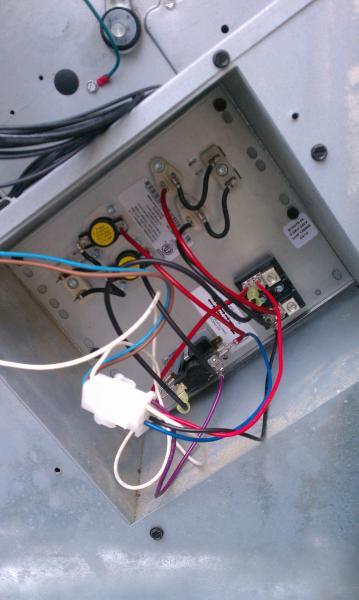 Trane Electric Heat Kit
