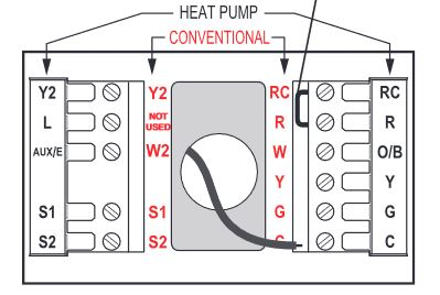 Trane Heat Pumps Thermostat Wiring Trane Thermostat Wiring