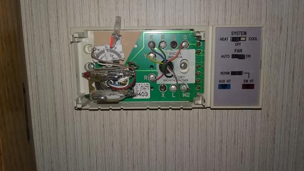 Thermostat Options For Coleman Eb17d