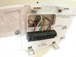 Wire Thermostat to use Gas on Dual Fuel HVAC