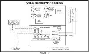 Wait 5000 to Lennox G20 wiring option?  DoItYourself
