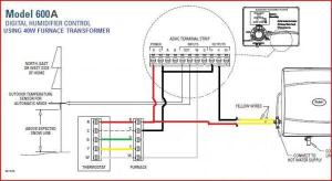 Aprilaire 600a 24v wiring help  DoItYourself