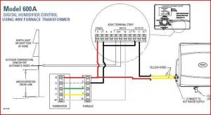 Aprilaire 600  do I need to install a transformer