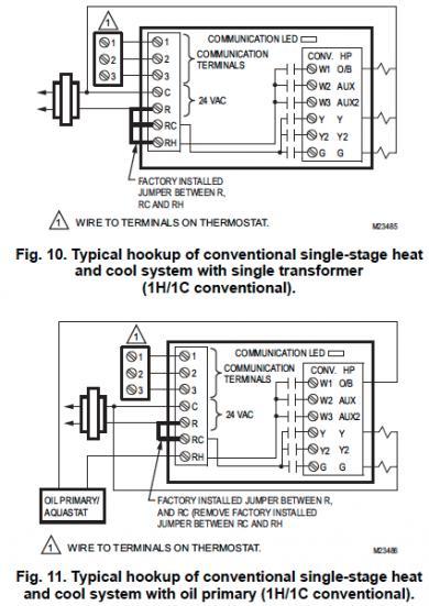 lennox flow thru humidifier pdf