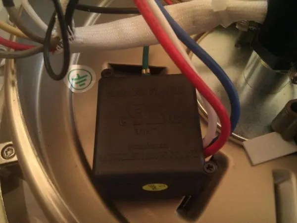 Hunter Ceiling Fan Wattage Limiter Replacement