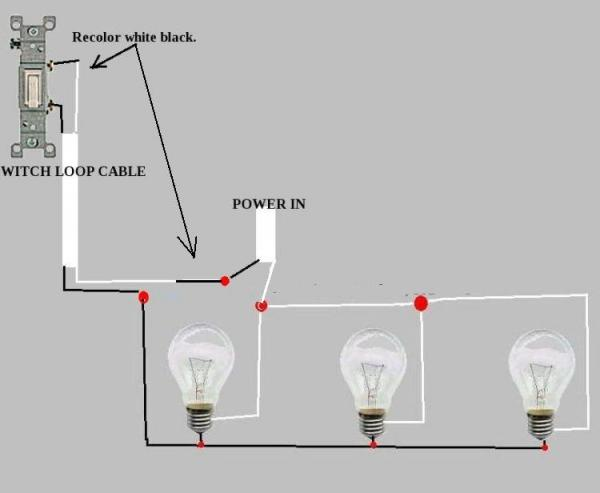 Recessed lighting wiring instructions lightneasy recessed lighting circuit wiring diagrams schematics asfbconference2016 Images