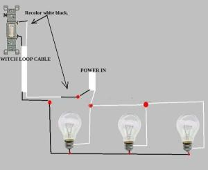 Recessed Lights Installed, Switch Works but bulbs are DIM  DoItYourself Community Forums