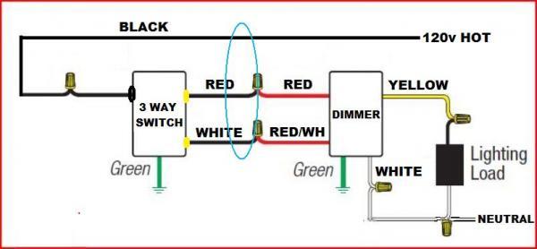 6607 Touch Leviton 3 Way Dimmer Wiring Diagram Leviton Nom 057 – Three Way Switch Wiring Diagram