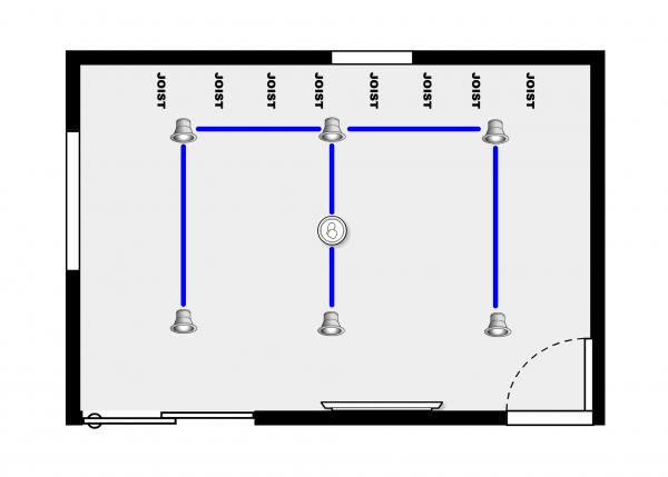 daisy chain pot lights wiring diagram wiring diagram Pot Light Wiring Diagram how to run the wiring for under cabi lighting over window spotlight wiring diagram