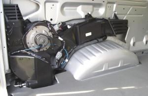Where the heck is the rear AC on a Ford E350??  DoItYourself Community Forums