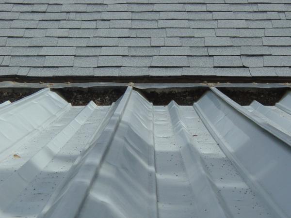 Leaking Metal Carport Roof Community Forums