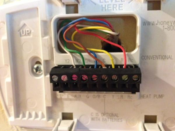 19117d1381513507 honeywell thermostat rth7600d photo 4?resize=600%2C450 wiring instructions for honeywell thermostat wiring diagram,Honeywell Thermostat Rth7600d Wiring