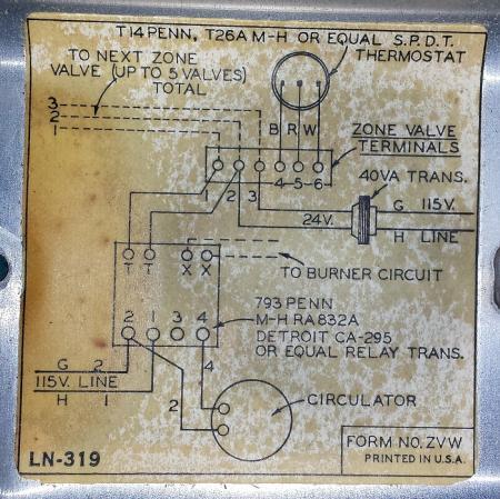 honeywell port zone valve wiring diagram wiring diagram danfoss 2 port zone valve wiring diagram wire