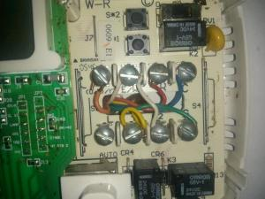 honeywell rthl 3550 and a goodman cple301  DoItYourself Community Forums