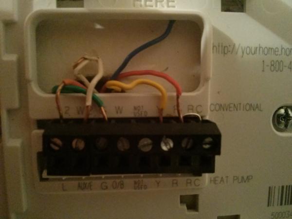 Honeywell Thermostat Diagram Wiring Nilzanet – Rth2300 Wiring Diagram
