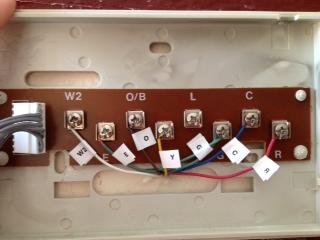 honeywell heat pump thermostat wiring diagram rth wiring diagram 5 2 day programmable thermostat pro 4000 honeywell