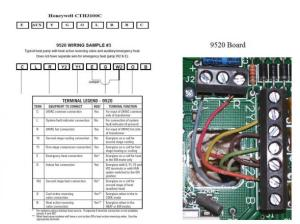 Thermostat wiring  DoItYourself Community Forums