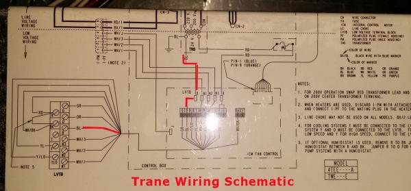 trane weathertron wiring diagram   32 wiring diagram