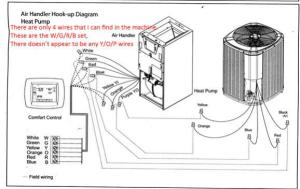 AS Heat Pump thermostat wiring  DoItYourself Community Forums