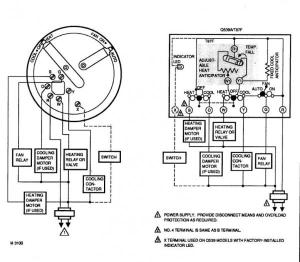 Honeywell Round Thermostat Wiring Diagram  Somurich