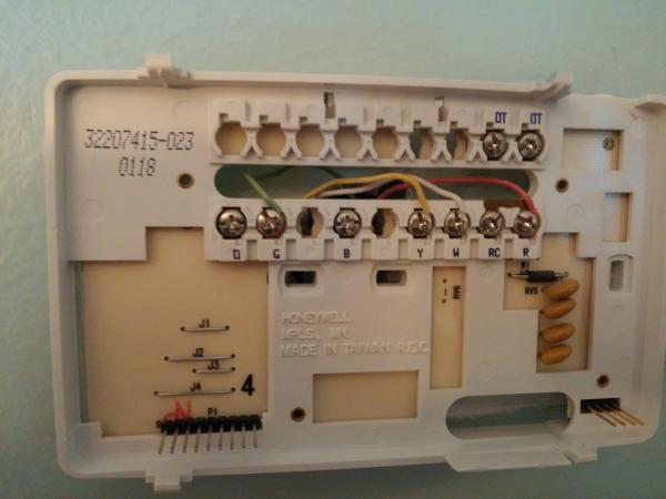 55851d1441795933 honeywell prestige thermostat 2001 trane tue100a984k3 20150902_171704?resize=600%2C450 honeywell chronotherm iii wiring diagram honeywell wiring  at webbmarketing.co