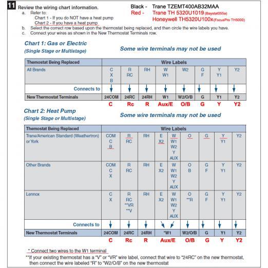 trane weathertron thermostat wiring diagram 43 wiring diagramneed help  wiring old baystat 239a trane honeywell np