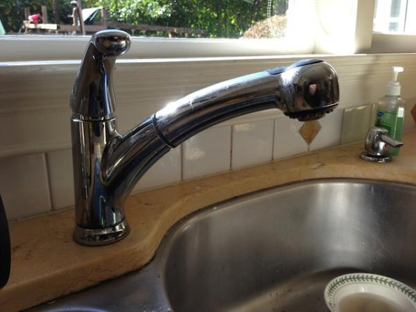 remove this faucet