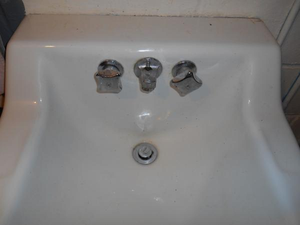 Replacing Old Bathroom Sink Community