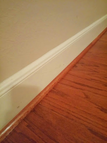 Prying Off Baseboards Without Damaging Them To Wire