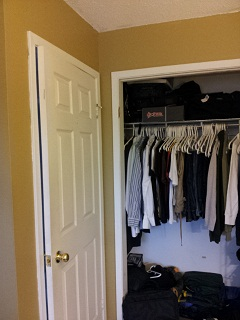 Removing Closet Wall Doityourself Com Community Forums