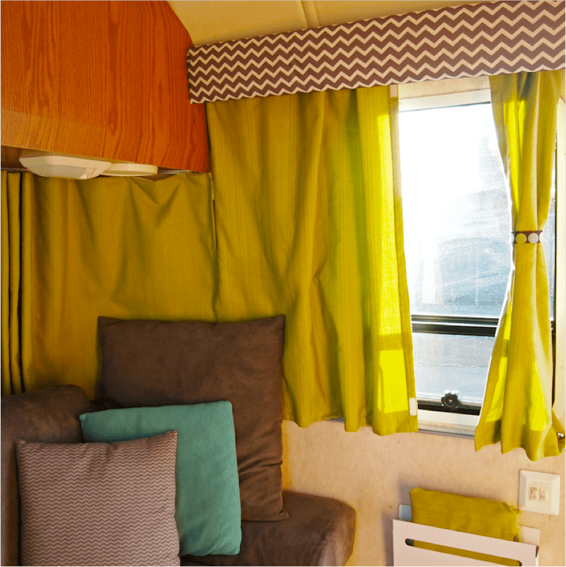 Tips For Decorating The Interior Of Your RV And Trailer
