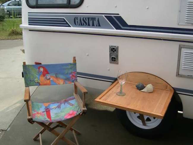 Attach Trailer Casita Screen House