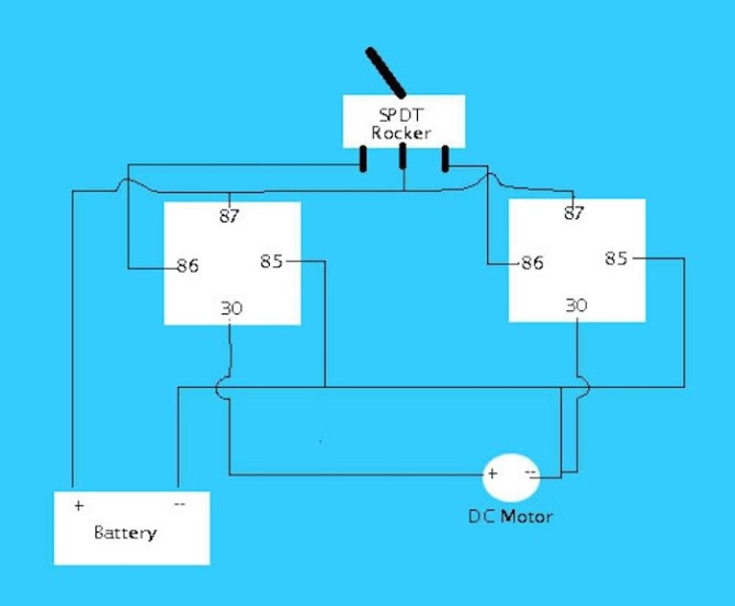 fleetwood rv slide out wiring diagram  wiring a 12v relay