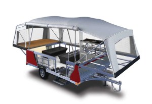 Lightweight Aluminum Camper Built For The Long Haul