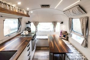 Vintage Airstream Restoration Company In British Columbia, Canada