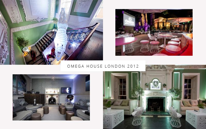 omega house london 2012