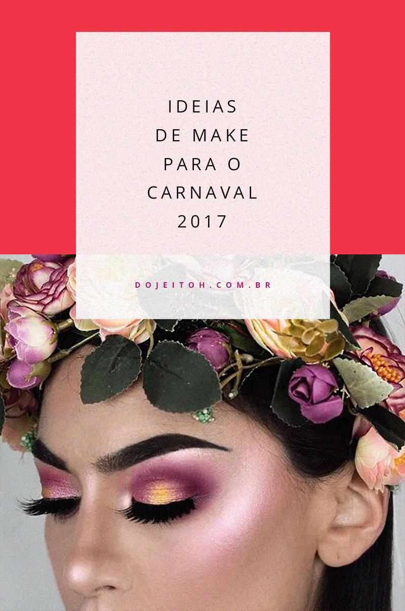 make carnaval 2017