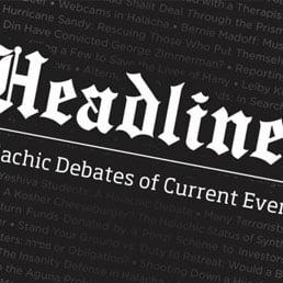 Halacha Headlines: The Great Techeilis Debate – Hear the Shitos of the Gedolei Hador and Gedolei Haposkim