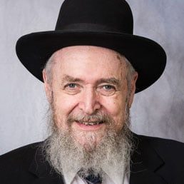 Larger Than Life – Sheloshim Of Rabbi Sheftel Neuberger