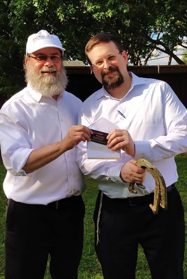 Chillin' n Grillin' at the CTC Annual Lag B'Omer BBQ 1