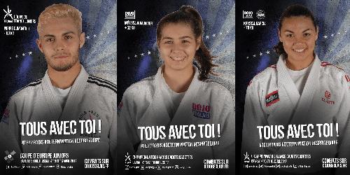 Championnat de France cadette et Coupe d'Europe juniors