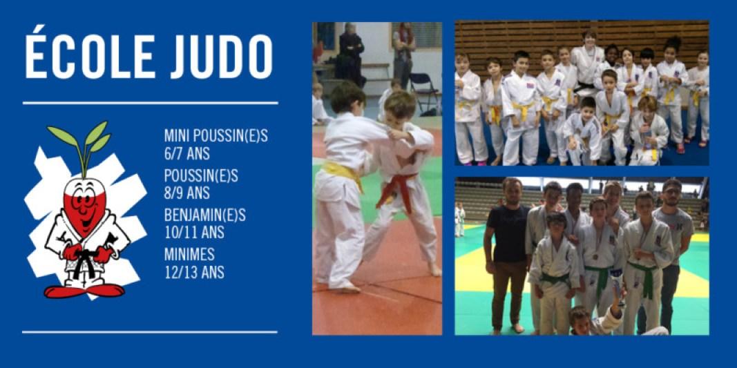 école de judo
