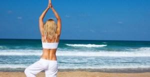 Yoga, Rahasia Tubuh Indah Jennifer Aniston