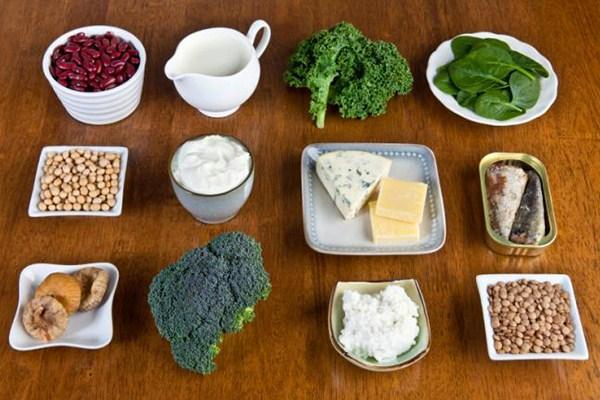 7 Makanan Pencegah Masalah Osteoporosis