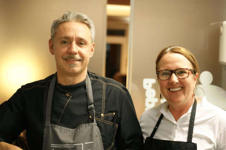 Dagmar und Mario sind die Besitzer des Restaurant Gusto