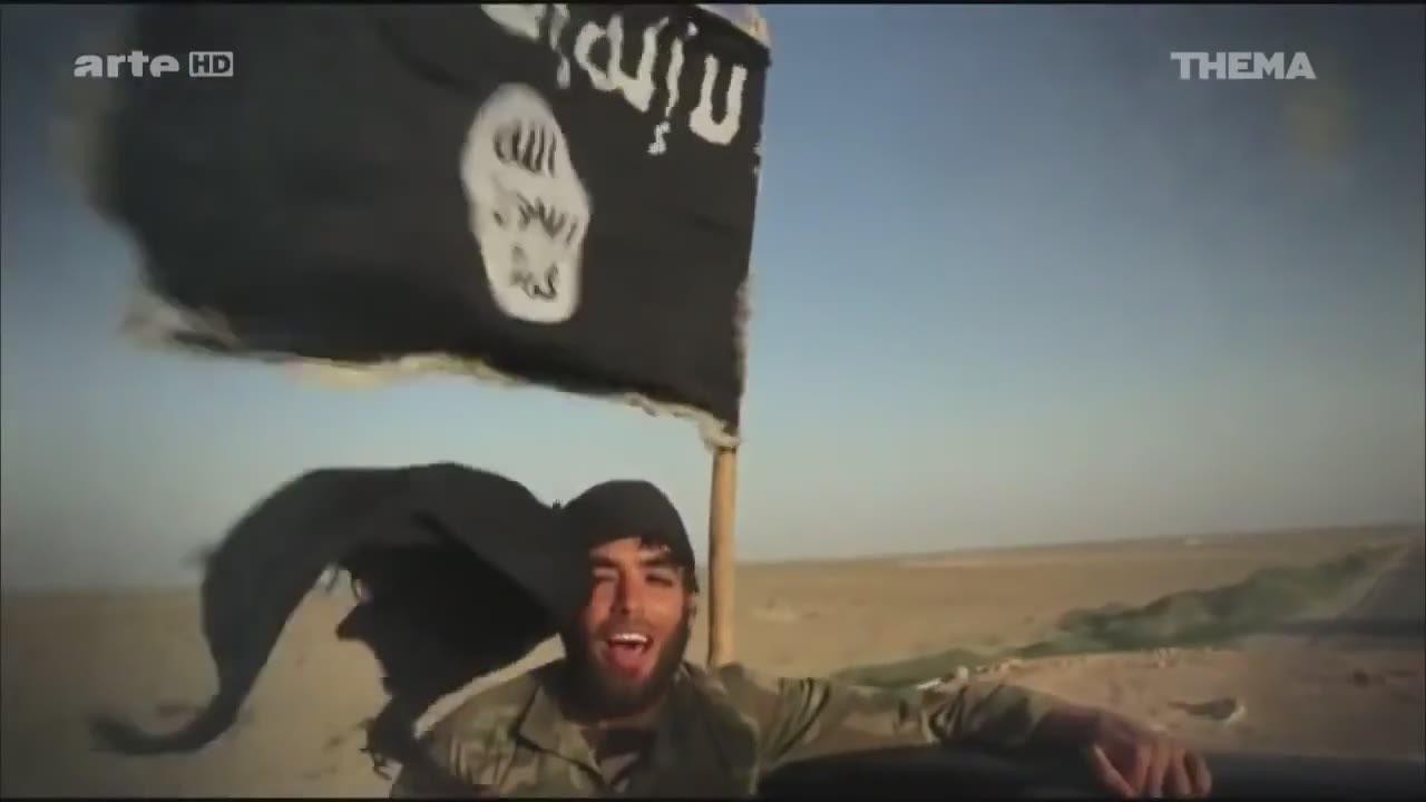 ISIS Doku - Der Aufstieg des Terrors, im Windschatten der USA