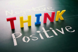Hindi article on Positive thinking