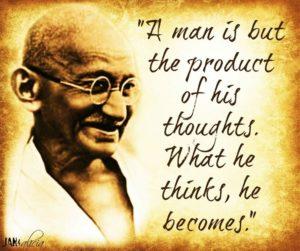गाँधी जी का सादापन Motivational Hindi story of Mahatma Gandhi